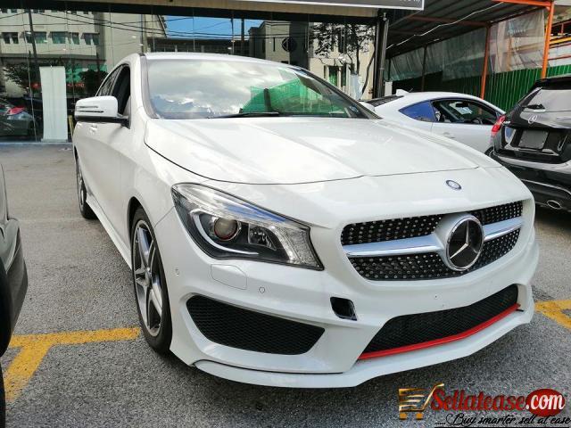 Mercedes benz cla45 for sale in Nigeria