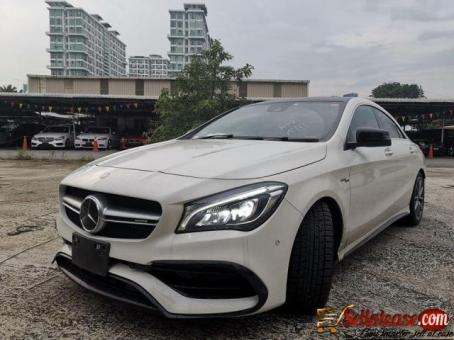 Tokunbo 2017 Mercedes Benz CLA45 AMG for sale in Nigeria