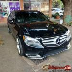 Tokunbo 2014 Mercedes Benz E350 for sale in Nigeria