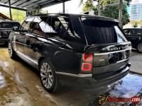 Tokunbo 2018 Range Rover Vogue Autobiography Long wheel base for sale in Nigeria