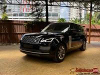 Tokunbo 2018 Range Rover Vogue for sale in Nigeria