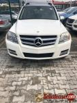 Tokunbo 2010 Mercedes Benz GLK350 full option for sale in Nigeria