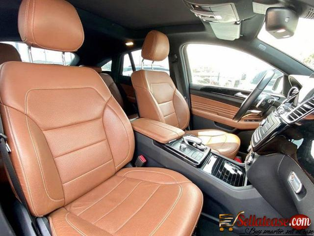 price of Mercedes Benz GLE63S IN nIGERIA