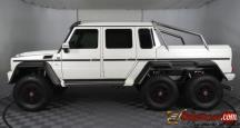 Tokunbo Mercedes Benz G63 AMG 6 X 6 for sale in Nigeria