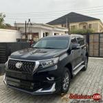 Brand new 2020 Toyota Landcruiser Prado for sale in Nigeria
