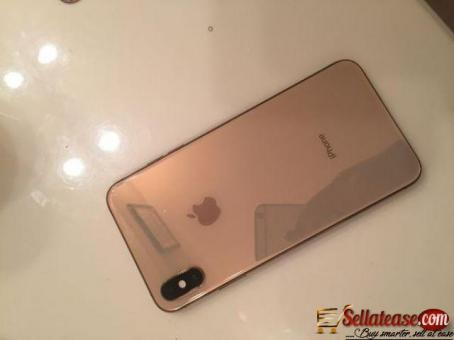 Uk used iPhone XS Max for sale in Lagos Nigeria