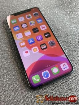 Uk used iPhone X for sale in Nigeria