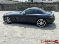 Tokunbo Mercedes Benz SLS 2011 model for sale in Nigeria