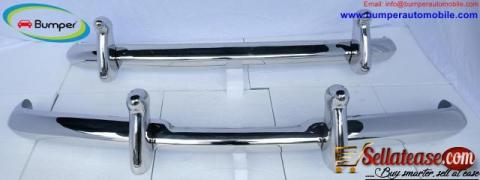 Rolls Royce Silver Cloud Bentley S1 S2 bumpers (1955-1962)