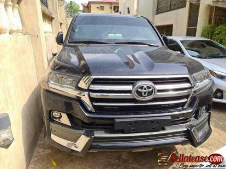 Brand New 2020 Toyota Landcruiser Bulletproof for sale in Nigeria