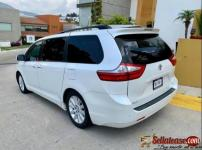 Tokunbo 2016 Toyota Sienna for sale in Nigeria