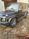2017 Mercedes Benz G Wagon G63 AMG bulletproof for sale in Nigeria