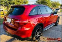 Tokunbo 2018 Mercedes Benz GLC300 for sale in Nigeria