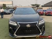 Tokunbo 2019 Lexus RX350 luxury edition for sale in Nigeria