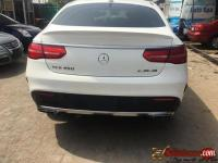 Tokunbo 2016 Mercedes Benz GLE 450 4matic for sale in Nigeria