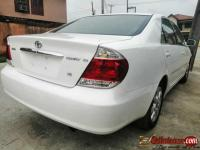 Tokunbo 2006 Toyota Camry big for nothing for sale in Nigeria