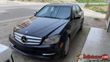 Tokunbo 2009 Mercedes Benz C300 for sale in Nigeria