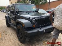 Tokunbo 2010 Jeep Wrangler for sale in Nigeria