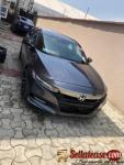 Tokunbo 2019 Honda Accord 2019 with button gear for sale in Nigeria