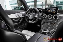 Tokunbo 2016 Mercedes Benz C63S AMG for sale in Nigeria