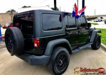 Tokunbo 2017 JEEP wrangler for sale in Nigeria