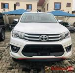 Tokunbo 2018 Toyota Hilux V6 for sale in Nigeria