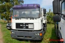Tokunbo Man Diesel gas truck for sale in Nigeria