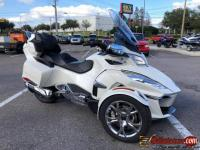 2019 CAN-AM RT LIMITED CHROME