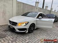 Tokunbo 2015 Mercedes Benz CLA250 4Matic in AMG kit for sale in Nigeria