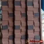 Stone coated roofing sheet for sale in Nigeria