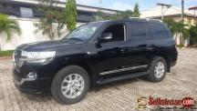 Brand new 2020 Toyota Land Cruiser VX.R V8 grand touring for sale in Nigeria
