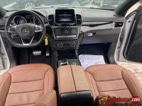Tokunbo 2017 Mercedes Benz GLE43 AMG for sale in Nigeria