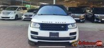 Tokunbo 2014 Range Rover Vogue for sale in Nigeria