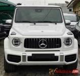 Tokunbo 2017 Mercedes Benz G63 AMG for sale in Nigeria