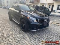 Tokunbo 2019 Mercedes Benz GLE450 4matic for sale in Nigeria