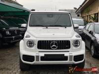 Tokunbo 2019 Mercedes Benz G63 AMG European Spec for sale in Nigeria