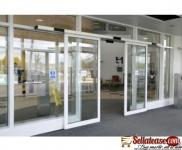 AUTOMATED SLIDING DOOR IN BENIN BY EZILIFE