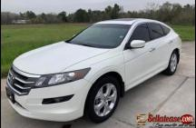 Tokunbo 2012 Honda Crosstour for sale in Nigeria