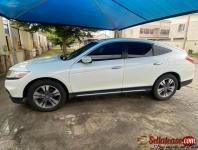 Tokunbo 2013 Honda Crosstour for sale in Nigeria
