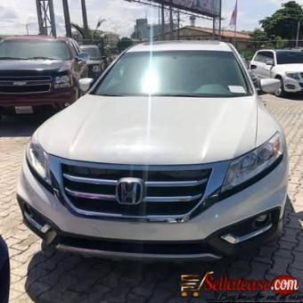 Tokunbo 2014 Honda Crosstour for sale in Nigeria