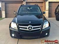 Tokunbo 2011 Mercedes Benz GLK350 for sale in Nigeria