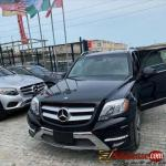 Tokunbo 2013 Mercedes Benz GLK350 for sale in Nigeria