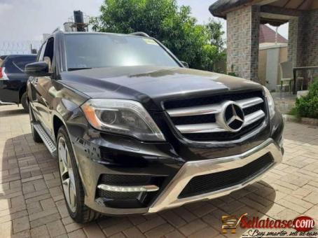 Tokunbo 2015 Mercedes Benz GLK350 full option for sale in Nigeria