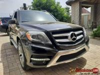 Tokunbo 2015 Mercedes Benz GLK350 full option for sale in Nigeria