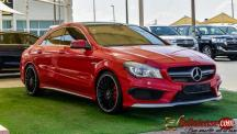 Tokunbo 2016 Mercedes Benz CLA45 AMG for sale in Nigeria
