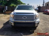Tokunbo 2017 Toyota Tundra for sale in Nigeria