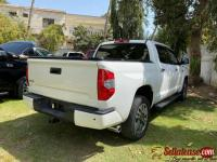 Tokunbo 2018 Toyota Tundra for sale in Nigeria