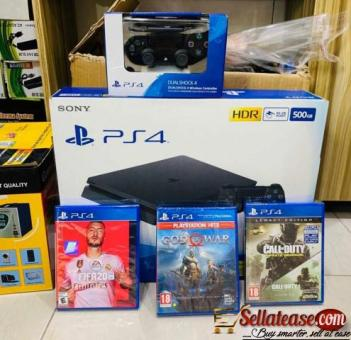 Brand  new Play Station 4 for sale in Nigeria