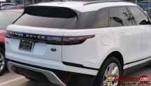 Tokunbo 2019 Range Rover Velar for sale in Nigeria