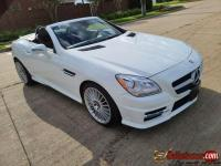 Tokunbo 2013 Mercedes Benz SLK350 for sale in Nigeria